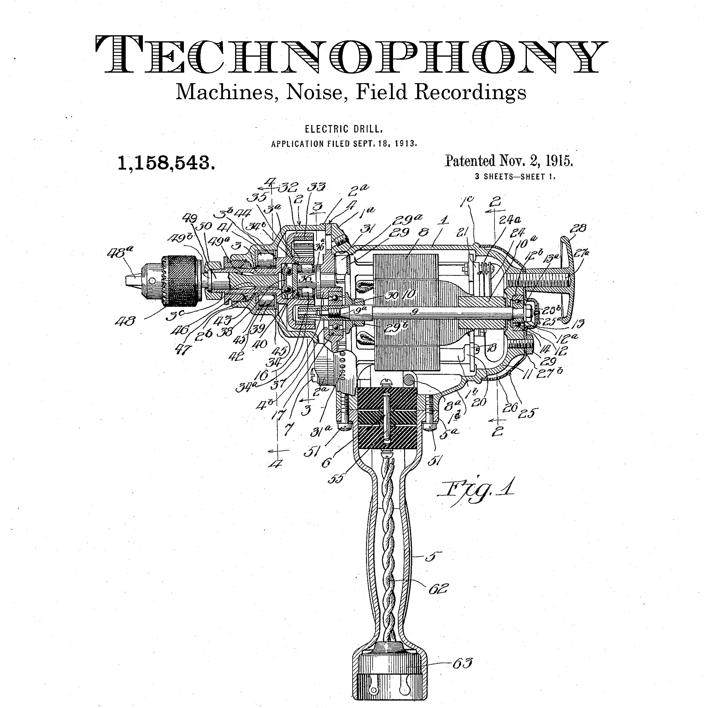 Technophony: Machines, Noise, Field Recordings